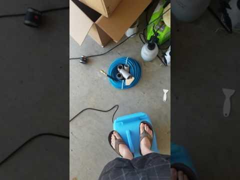 Blue dri one-29 air mover