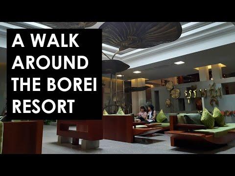 The Borei Angkor Resort & Spa, Siem Reap, Cambodia.