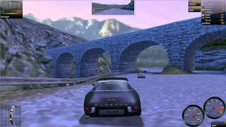 Need for Speed Porsche - Pyrenees (HD)
