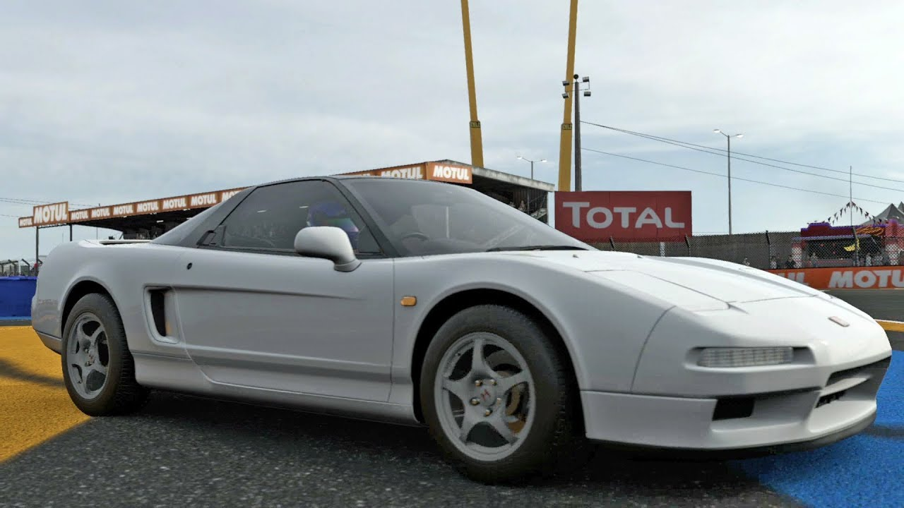 forza motorsport 7 honda nsx r 1992 test drive. Black Bedroom Furniture Sets. Home Design Ideas