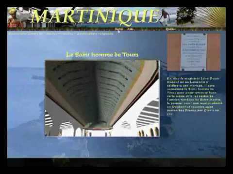 video martinique guide