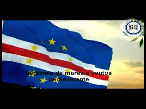 Hino de  Cabo Verde - Cântico da Liberdade