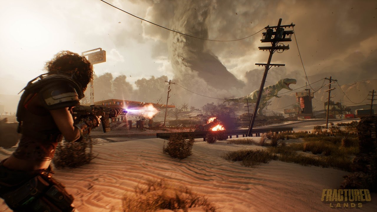 12 Minutes of Fractured Lands Gameplay (PC)
