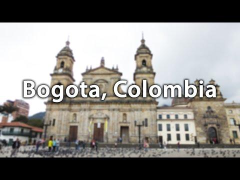 Traveling around the World - Bogota, Colombia