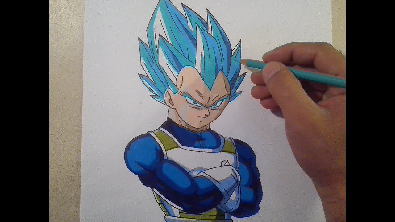 Goku Ssj Blue Kaioken Fotos Dragon Ball Dibujo De Goku Y
