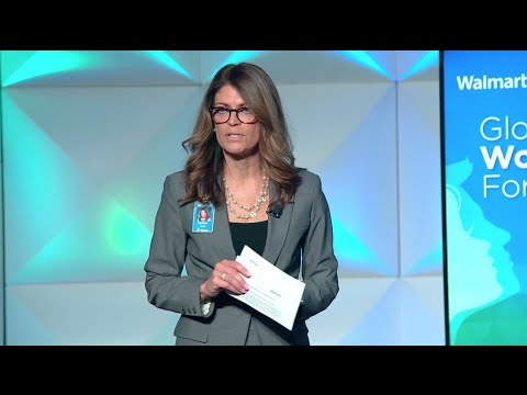 2015 Global Women's Forum - Part 4 SVP Carmen Bauza leads a panel discussion