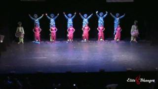 Bhangra Empire @ Elite 8 Bhangra Invitational 2011 (Official HD)