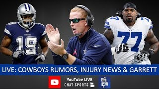 Dallas Cowboys Report With Tom Downey (Oct. 17th)