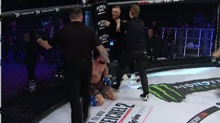 Conor McGregor Jumps Bellator Cage, Shoves Referee Marc Goddard: What Happens Next