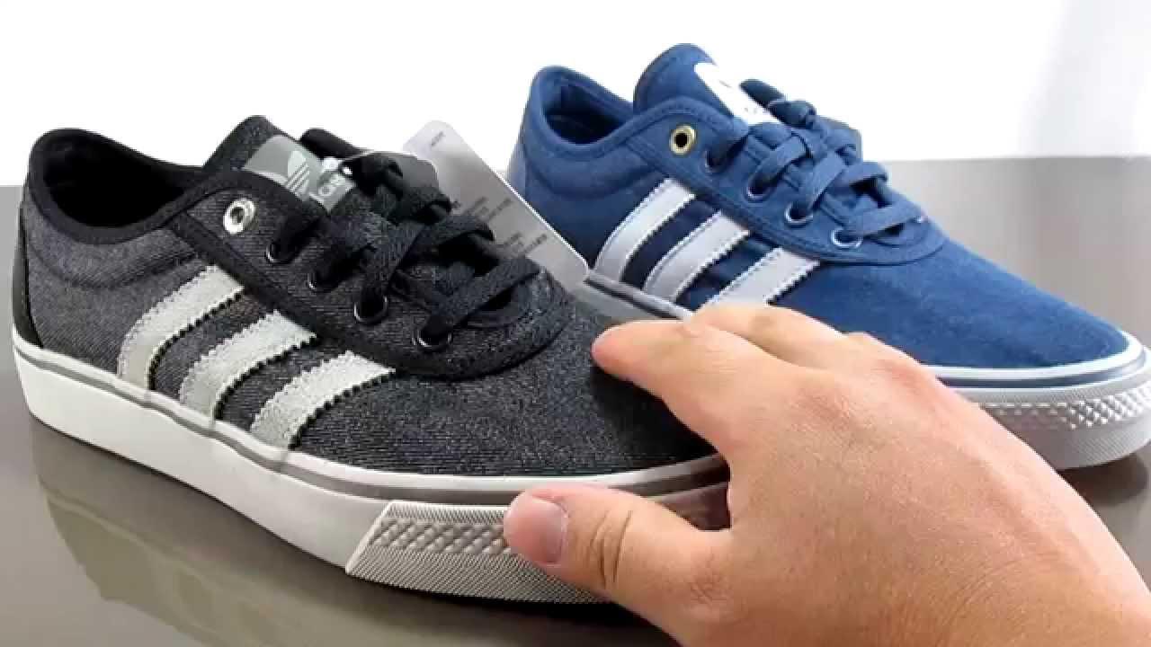 Adidas Adi Ease g98096, g98097 / YouTube