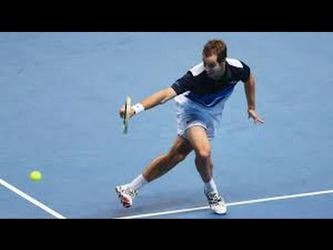 Richard Gasquet - 70 perfect backhand winners [HD]
