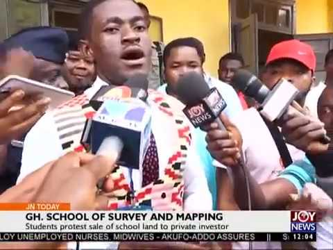 Gh  School of Survey and Mapping - Joy News Today (2-5-17)