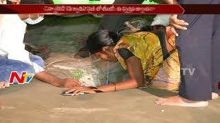 అత్యాధునిక కెమెరాకు కూడా చిక్కని పాప ఆచూకీ    సమయం గడిచేకొద్దీ సన్నగిల్లిపోతున్న ఆశలు    NTV