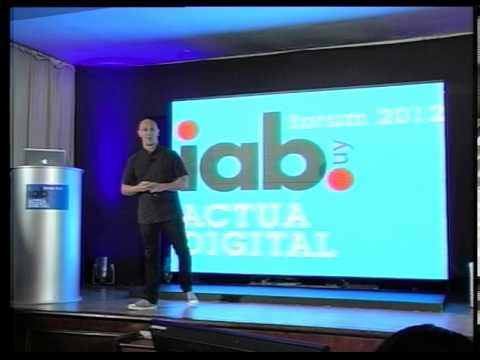 "Apertura de 4to IAB Forum y charla inaugural de Paco Conde ""Digital Killed the Advertising Star"""