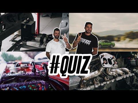 Twin scroll turbo?  Το χουμε? || QUIZ #2