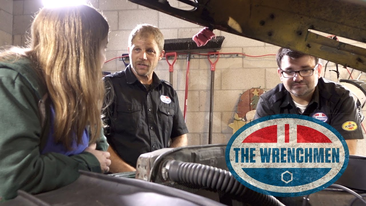 The Wrenchmen Jills 1948 Ford F1 Truck Episode 3 Youtube Master Cylinder