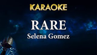 Selena gomez - rare | karaoke lyrics instrumental for more songs with subscribe to megakaraokesongs: http://bit.ly/295lkt5 ...