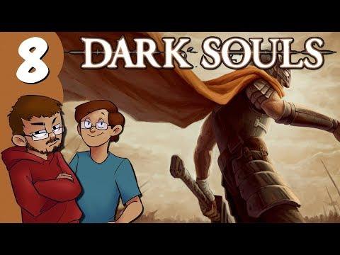 Let's Play | Dark Souls - Part 8 - Moonlight Butterfly