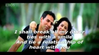 YouTube   yOU & I Rishte Naate Full Song   with English Subtitles   AHSAN PRIMI ™