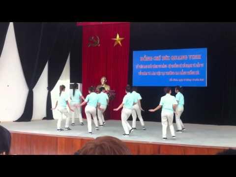 [Múa]Chiều lên bản Thượng - Cty Canon KCN Tiên Sơn - Bắc Ninh