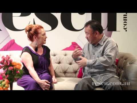 Chef Tetsuya Wakuda Interview Video