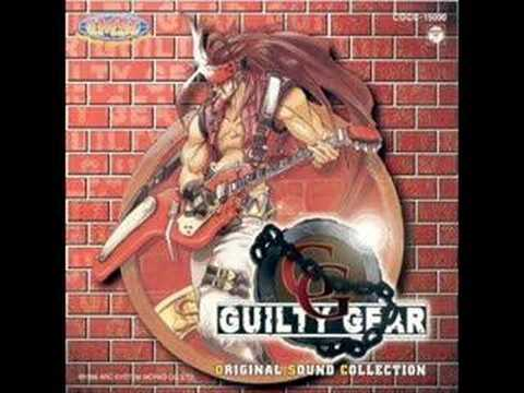 Guilty Gear OST Writhe in Pain
