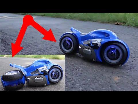 [Mở Hộp] Xe Moto Điều Khiển Từ Xa Vừa Độc Vừa Lạ   Yêu Sáng Tạo