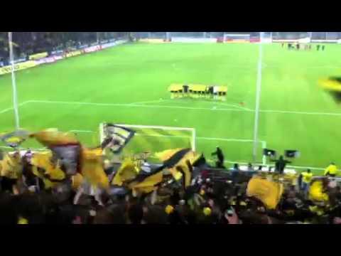 """Borussia Dortmund vs. 1. FC Köln, 04.03.2011, """"Wer wird Deutscher Meister BVB Borussia!"""""""