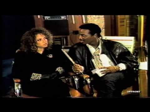Pebbles first television Interview with host Hinton Battle by Keith O'Derek (1986)