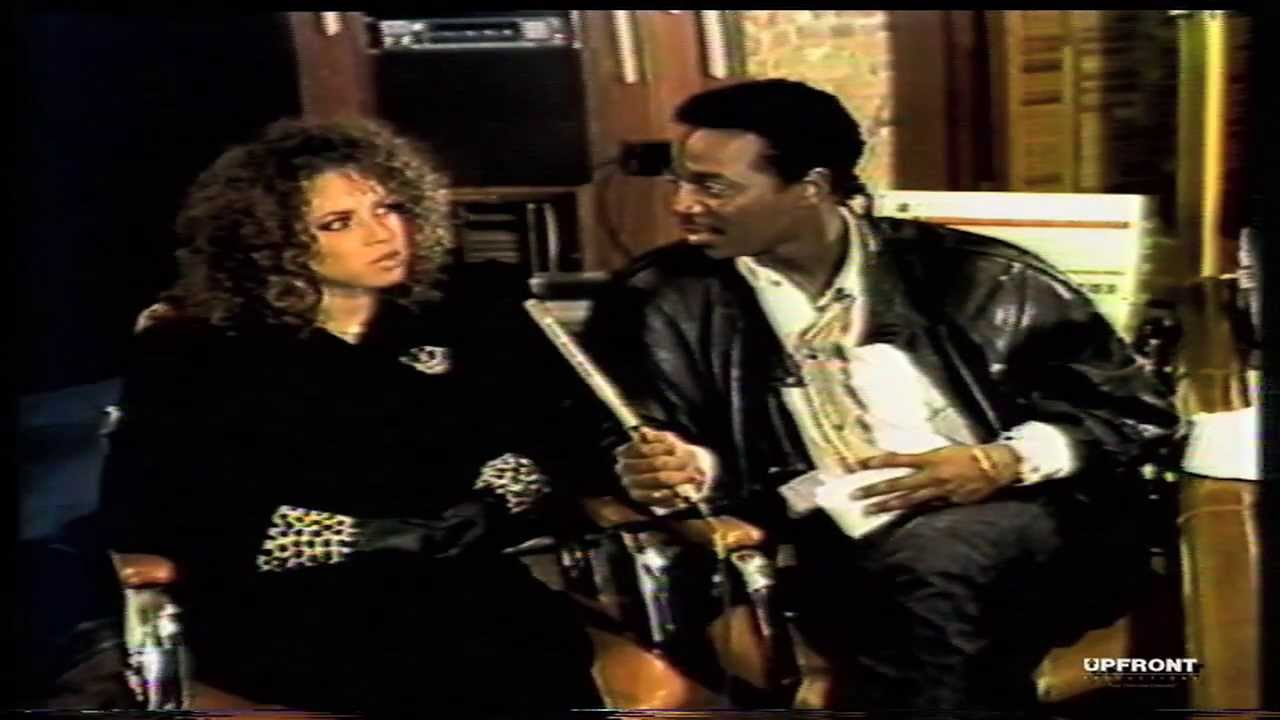 Pebbles First Television Interview With Host Hinton Battle By Keith