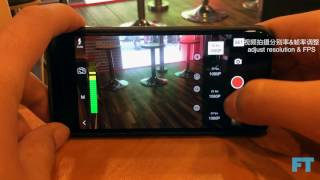The best free camera app for Iphone video and photo  FT CENTER