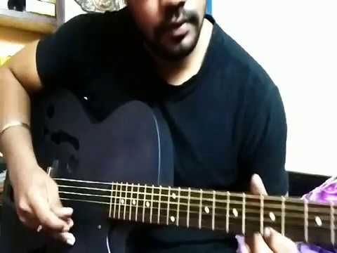 Adiga Adiga Guitar Tabs By Ramkesh Rocky