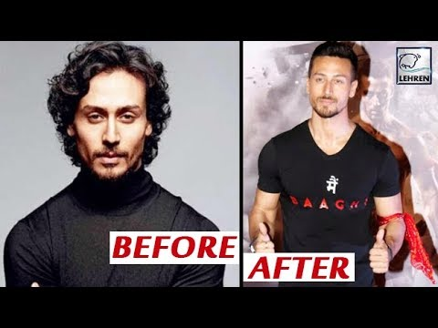 Tiger Shroff Took 15 Days To Cut His Long Hair For Baaghi 2
