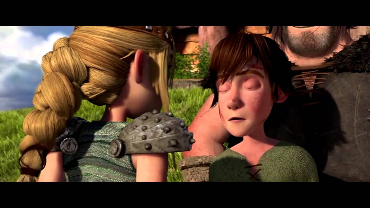 How to train your dragon end scene hd music video youtube ccuart Image collections