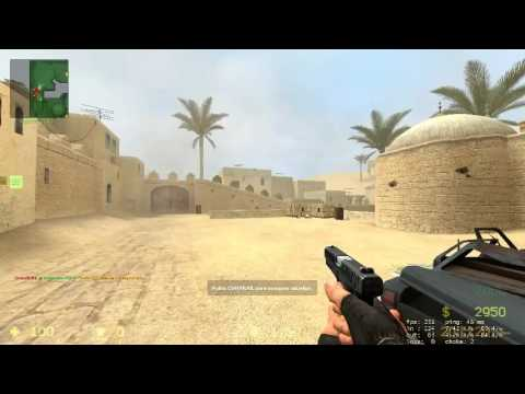 Counter Strike Source By Huaker