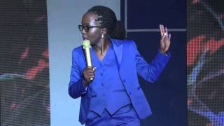 Kansiime Standup on hiding television. #iamkansiime show. kansiime Anne. African comedy