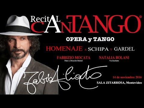 RecitaL CanTANGO (Montevideo, 14/11/2016)