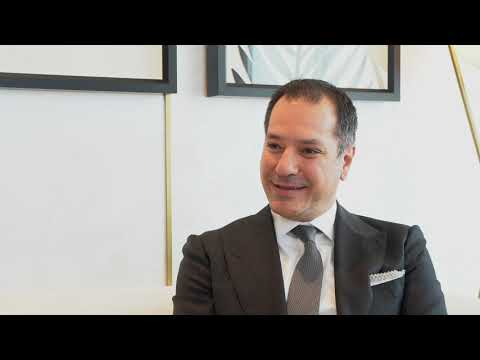 Marwan Fadel, general manager of The St. Regis Dubai, The Palm