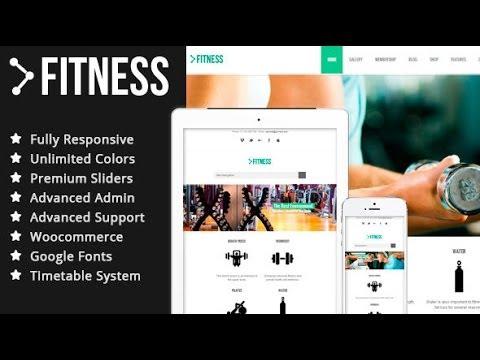 Create a Gallery or Portfolio With Fitness Edge Gym & Zenith WordPress Themes
