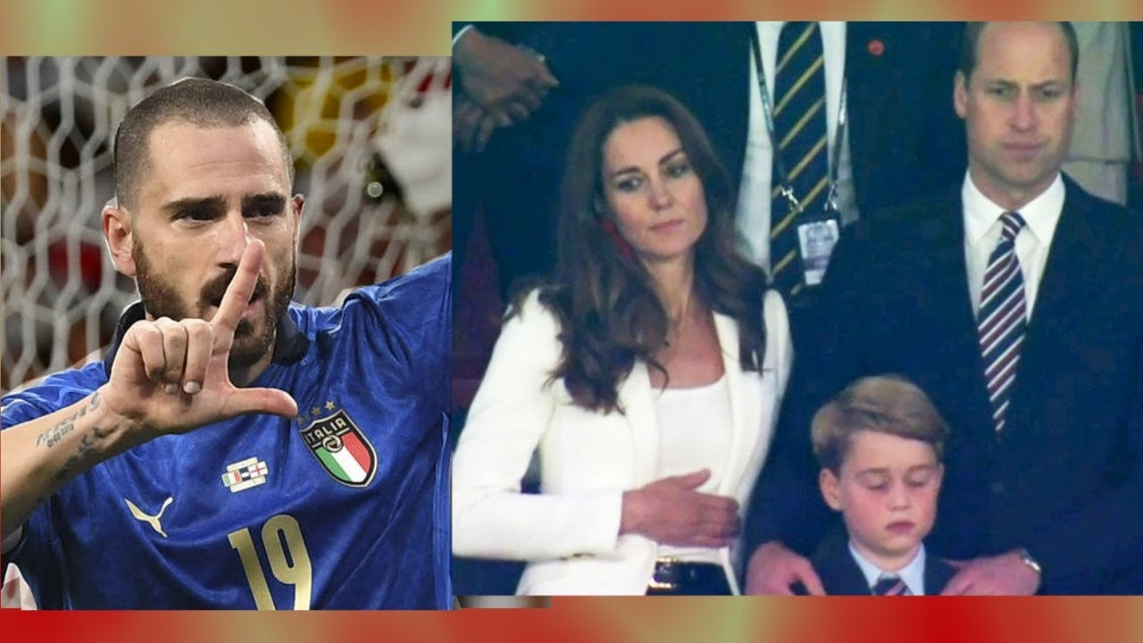 Italy beats England  -   Royals cried their eyes OUT