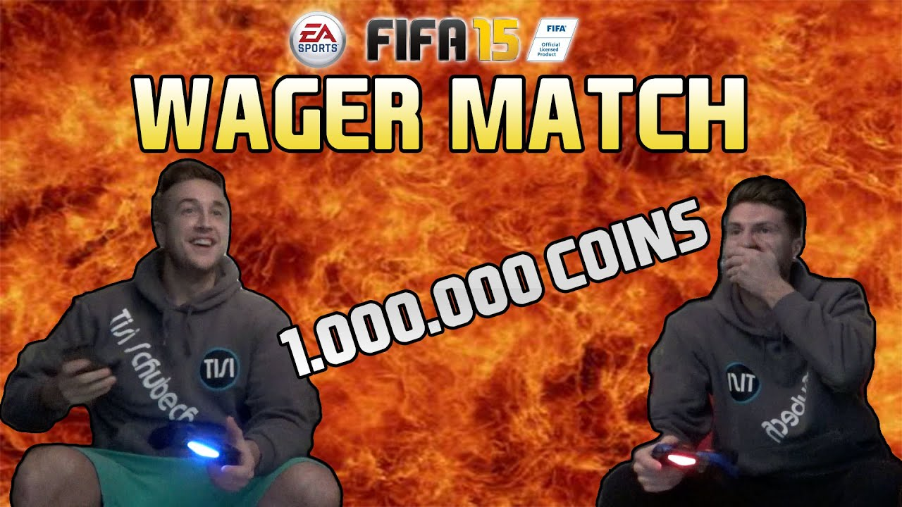 Fifa 15 Ultimate Team Wager Match Um 1000000 Münzen 6