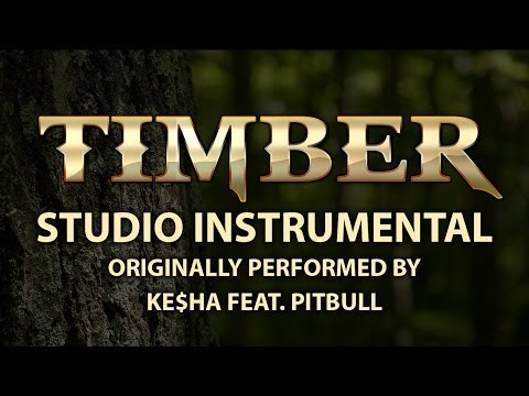 Timber (Cover Instrumental) [In the Style of Ke$ha & Pitbull]