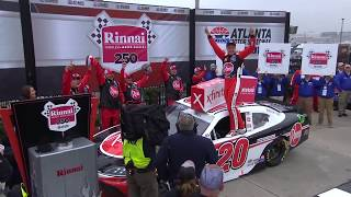 Race Recap: Bell Earns Ninth Career Triumph, First Win For Supra At Atlanta
