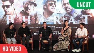 ZINDA Official Song Launch | BHARAT | Salman Khan, Katrina Kaif, Ali Abbas Zafar | COMPLETE VIDEO