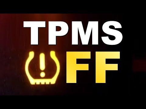 How to remove tire pressure sensor bmw