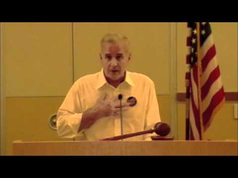 Mark Dayton Addresses the Minnesota DFL State Central Committee