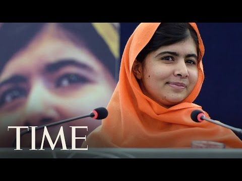 30 Under 30: Shiza Shahid And The Malala Fund | TIME