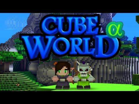 cube world kostenlos spielen