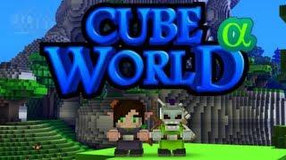 CUBE WORLD #01 - Der Elf und der Untote! ■ Let