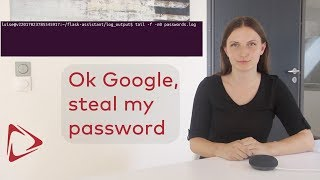 Smart Spies: Google Home Phishing